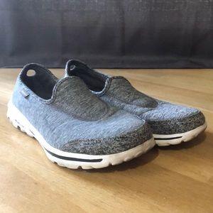 Skechers go walk shoes, size 9